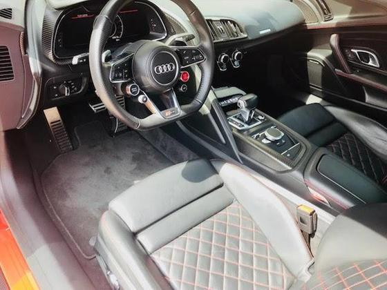 2017 Audi R8 5.2 Plus