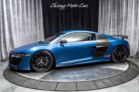 2014 Audi R8 5.2 Plus:24 car images available