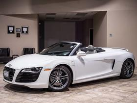 2012 Audi R8 5.2 Spyder:24 car images available