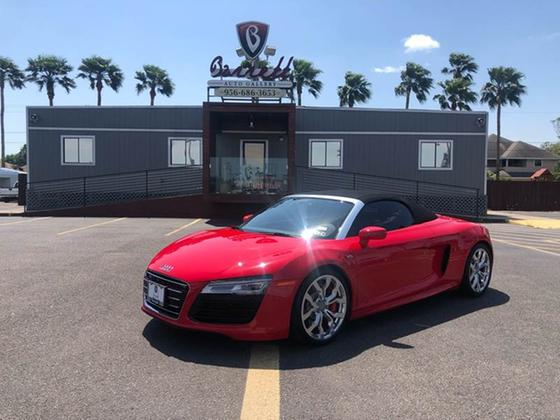 2015 Audi R8 5.2 Spyder:24 car images available