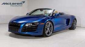 2011 Audi R8 5.2 Spyder:23 car images available
