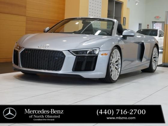 2018 Audi R8 5.2 Spyder:24 car images available