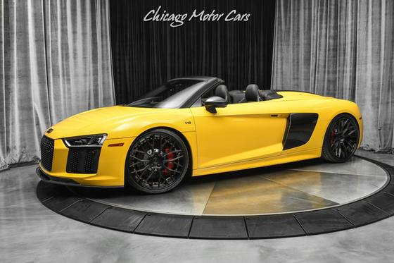 2017 Audi R8 5.2 Spyder:24 car images available