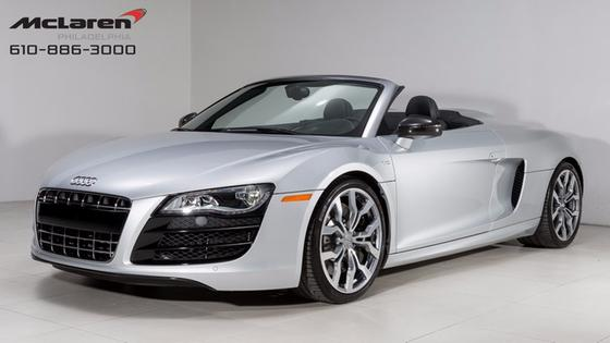 2011 Audi R8 5.2:23 car images available