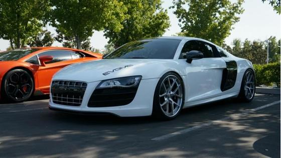 2011 Audi R8 5.2:14 car images available