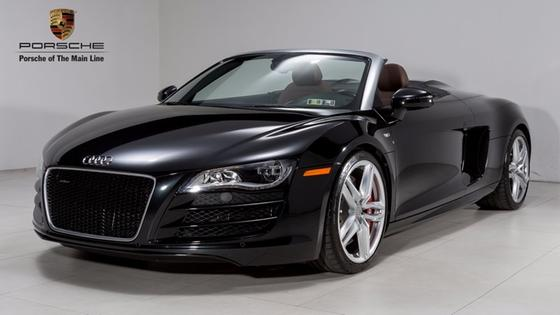 2011 Audi R8 5.2:20 car images available