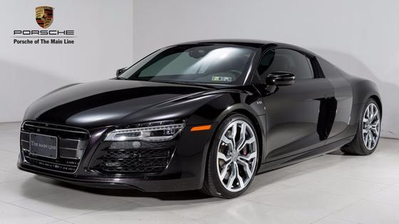 2014 Audi R8 5.2:20 car images available