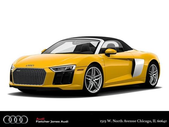 2018 Audi R8 5.2 : Car has generic photo