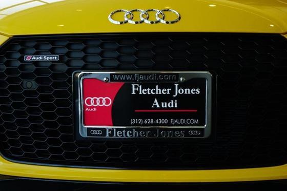 2018 Audi R8 5.2