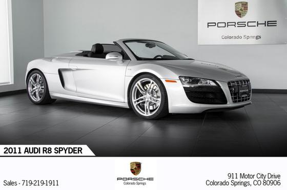 2011 Audi R8 5.2:24 car images available