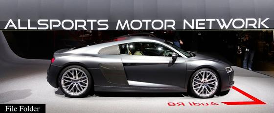 2017 Audi R8 5.2:10 car images available