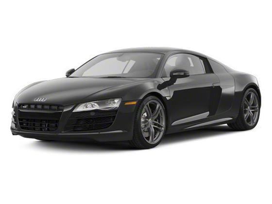 2010 Audi R8 5.2 : Car has generic photo