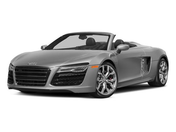 2015 Audi R8 5.2 : Car has generic photo
