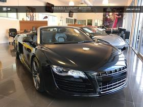 2012 Audi R8 5.2:8 car images available