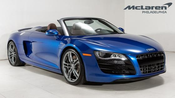 2012 Audi R8 5.2:21 car images available