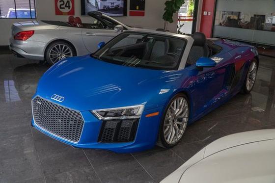 2017 Audi R8 5.2