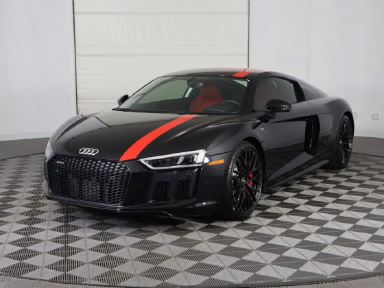 2018 Audi R8 5.2:9 car images available