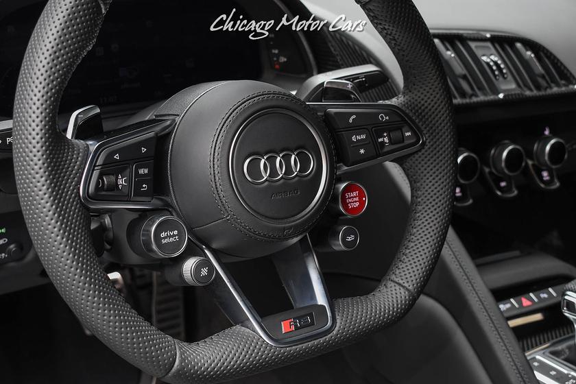 2020 Audi R8 5.2