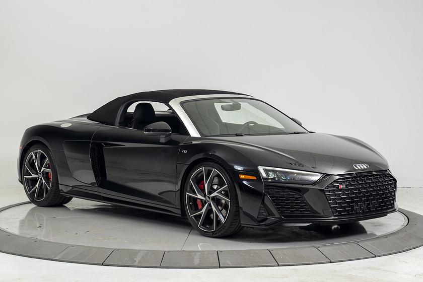 2021 Audi R8 5.2
