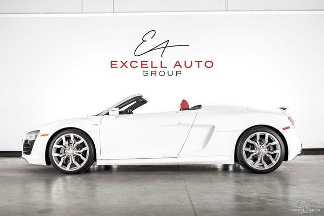 2014 Audi R8 5.2:24 car images available