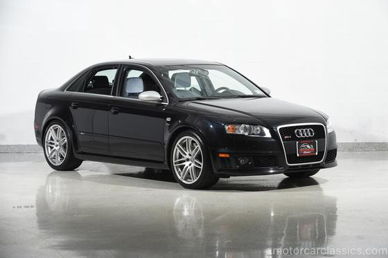 2007 Audi RS4 :24 car images available
