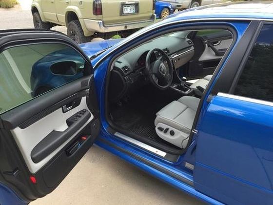 2007 Audi RS4 AWD Sedan