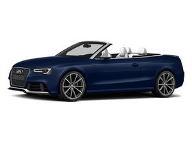 2014 Audi RS5 Cabriolet : Car has generic photo