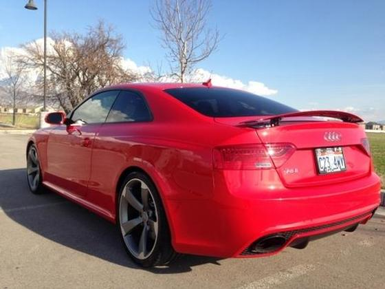 2013 audi rs5 coupe for sale in pleasant grove ut exotic car list. Black Bedroom Furniture Sets. Home Design Ideas