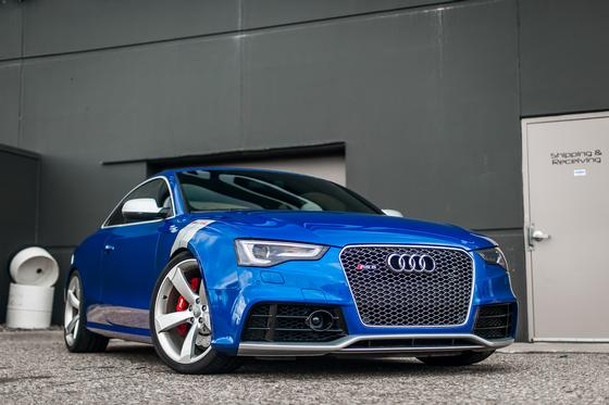 2013 Audi RS5 Coupe:8 car images available