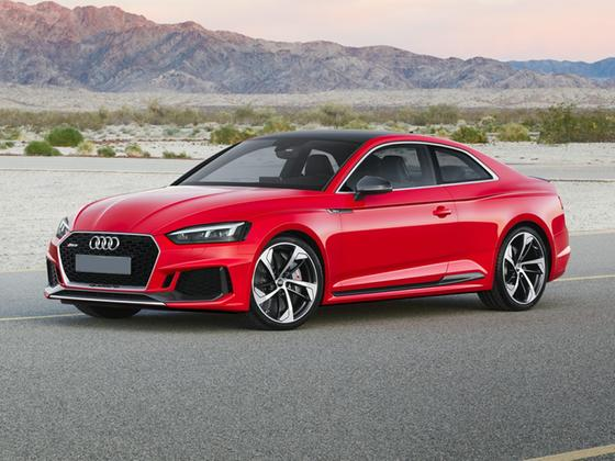 2018 Audi RS5 Coupe : Car has generic photo