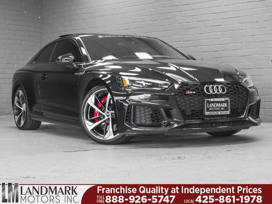 2018 Audi RS5 Coupe:24 car images available