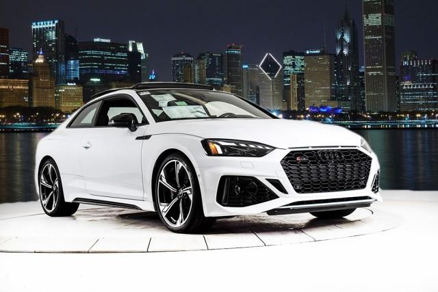 2021 Audi RS5 Coupe:24 car images available