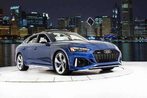 2021 Audi RS5 Sportback:24 car images available