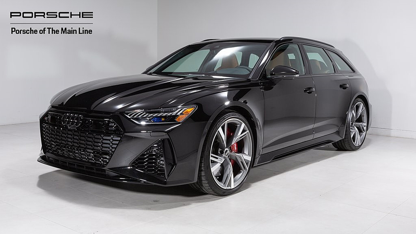 2021 Audi RS6 :23 car images available