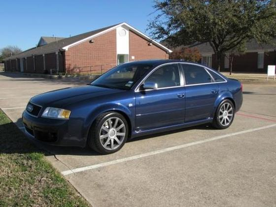 2003 Audi RS6 AWD:6 car images available