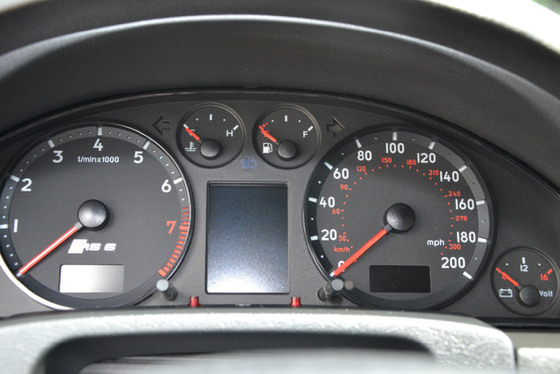 2003 Audi RS6 AWD