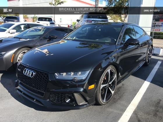 2016 Audi RS7 :9 car images available