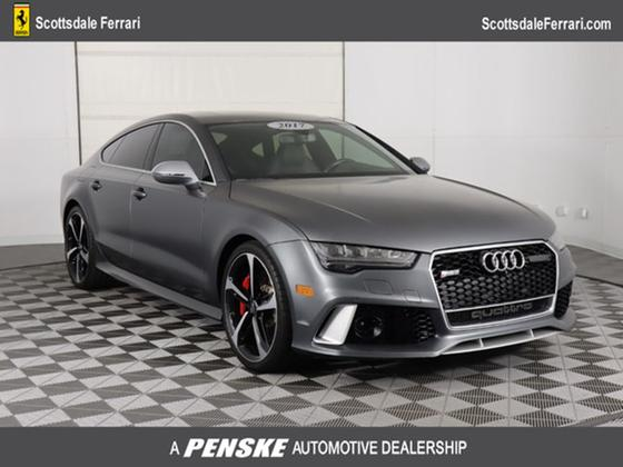 2017 Audi RS7 :24 car images available