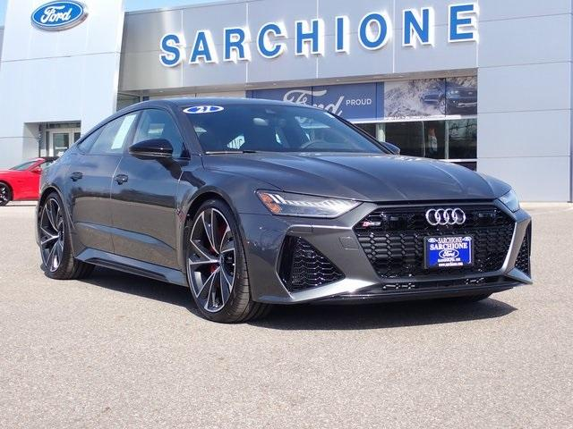 2021 Audi RS7 :24 car images available