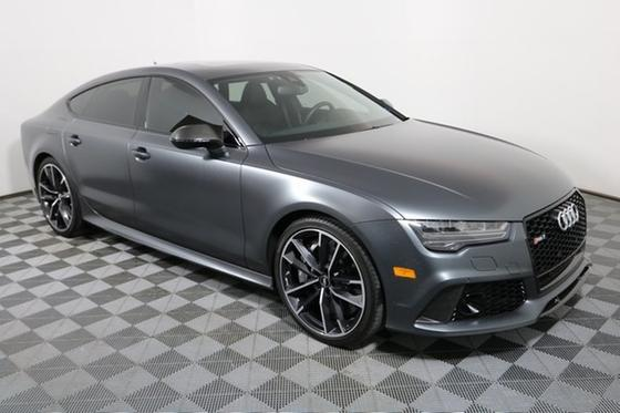 2018 Audi RS7 Performance:24 car images available