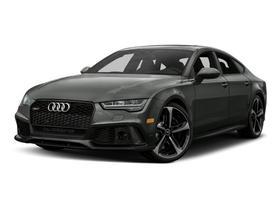 2017 Audi RS7 Performance : Car has generic photo