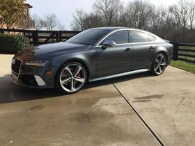 2016 Audi RS7 Prestige:8 car images available