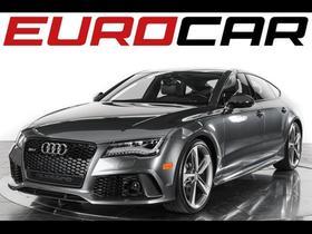 2014 Audi RS7 Prestige:24 car images available