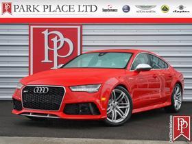 2016 Audi RS7 Prestige:24 car images available
