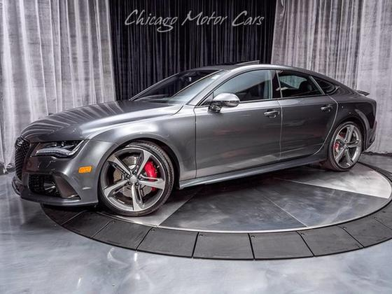 2015 Audi RS7 Prestige:24 car images available