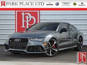 2016 Audi RS7 Prestige:24 car images available