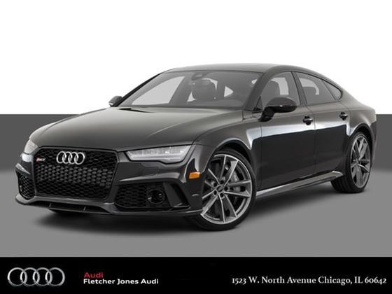 2018 Audi RS7 Prestige : Car has generic photo