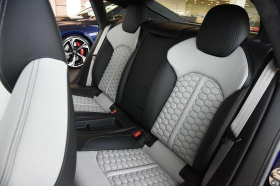 2018 Audi RS7 Prestige