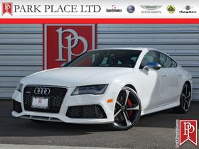 2014 Audi RS7 Prestige:24 car images available