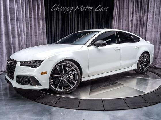 2017 Audi RS7 Prestige:24 car images available